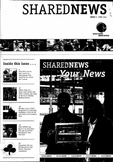SHAREDNEWS  %