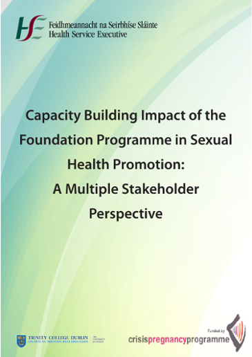 Capacity Building Impact of the Foundation Programme in Sexual