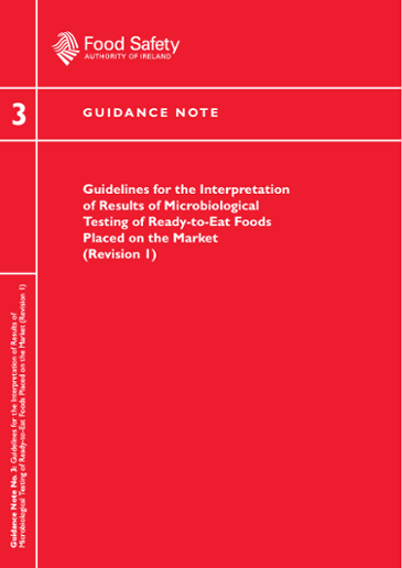 Guidelines For The Interpretation Of Results Of