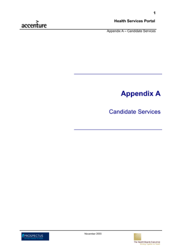 a 1candidate services