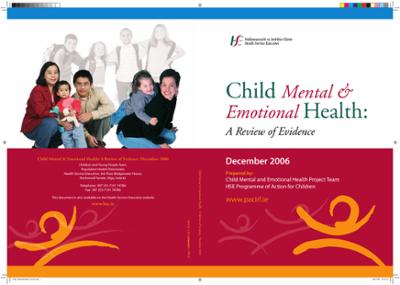 Child Mental & Emotional Health: