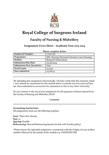 rcsi thesis repository