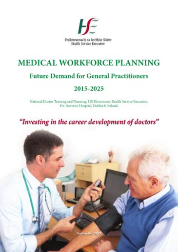 Medical Workforce Planning Future: Demand for General