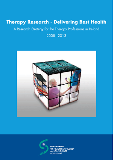 Therapy research - delivering best health: a research strategy for